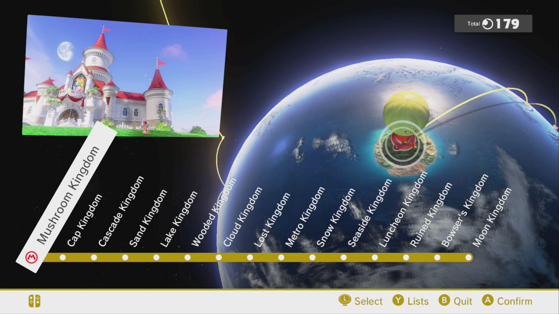 Super Mario Odyssey New Donk City Jum