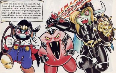 Mario as Van Helsing