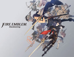 Fire Emblem Awakening Bonus Art Book
