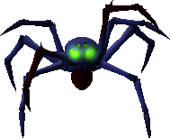 Luigi's Mansion 2 spider
