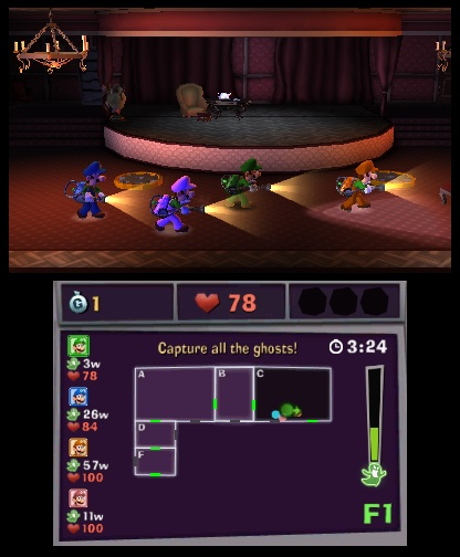 Luigis Mansion 2 multiplayer 1