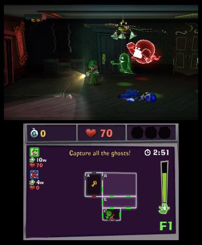 Luigis Mansion 2 multiplayer 3
