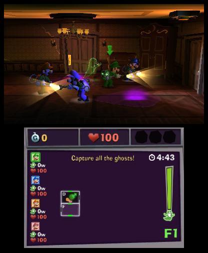 Luigis Mansion 2 multiplayer 5