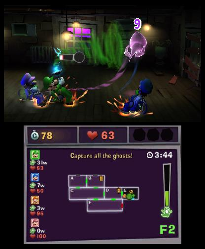 Luigis Mansion 2 multiplayer 6