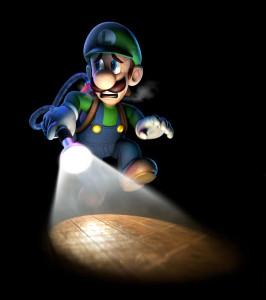 Luigi Scared