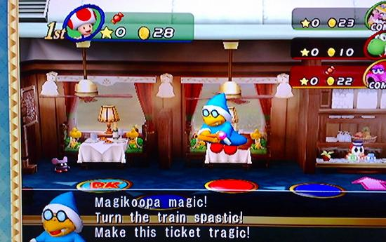 Mario Party Offensive
