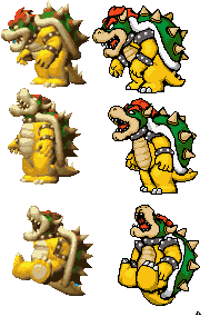 Bowser reshaded