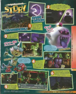 Luigi's Mansion Dark Moon Scan 2