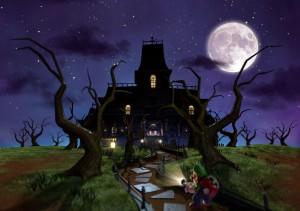 Dark Moon Mansion