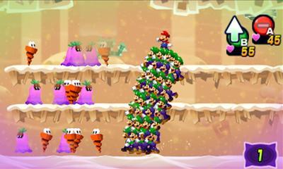 Mario and Luigi 4 Dream