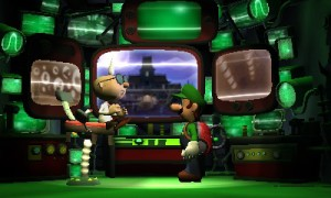 Luigi's Mansion Laboratory