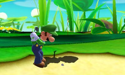 Luigi swing