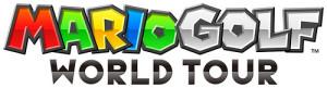 Mario Golf logo