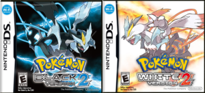 Pokemon Black and Whitte 2