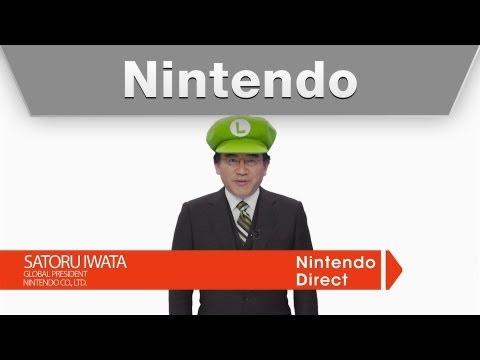 Iwata Luigi Cap