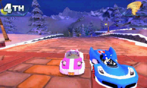 Sonic All Stars Racing 3DS 3