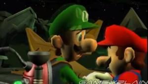 Mario saved