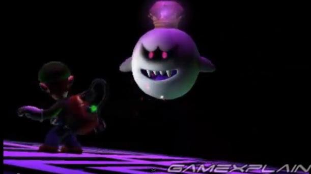 Luigi S Mansion Dark Moon Final Boss And Ending Massive