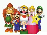 Mario Party 1 cast