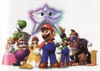 Mario Party 3 cast