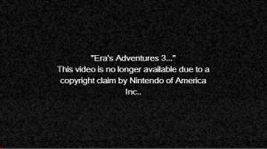 Era's Adventure shut down