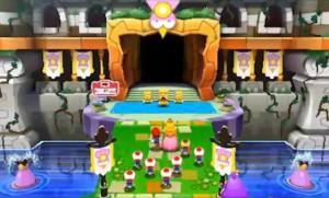 Broque Monsieur Meets Mario and Peach
