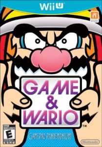 Game and Wario US Boxart