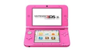 Pink 3DS XL