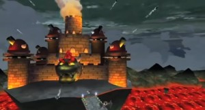 Bowsers Castle 3D