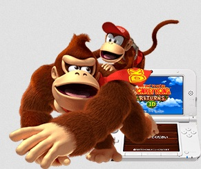 DK and 3DS