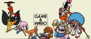 Game and Wario Banner