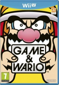 Game and Wario EU Boxart