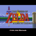 LTTP Title Screen