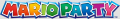 Mario Party 3DS Logo