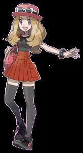 Player female XY