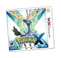 Pokemon X box art
