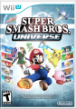 Smash Bros 4 Boxart