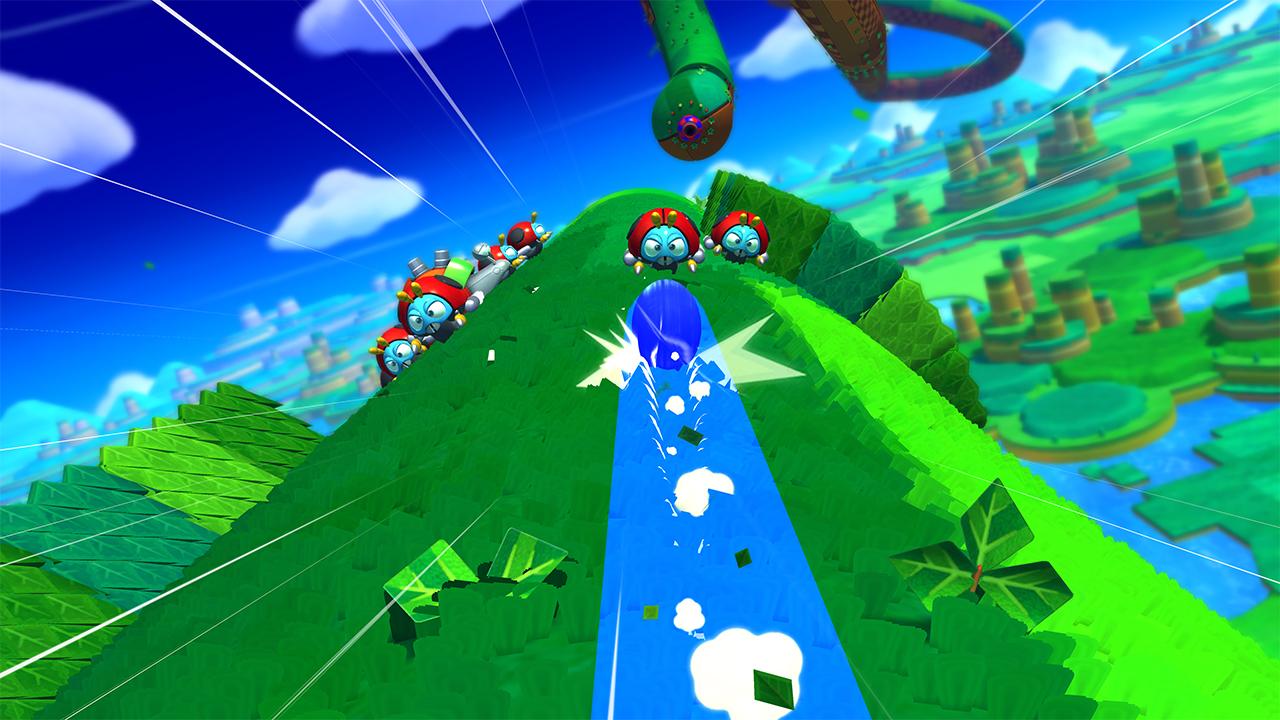 Sonic Lost World 3ds : Maintenance mode