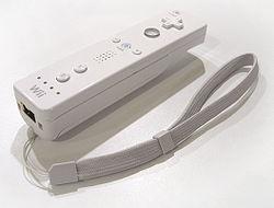 Wii remote