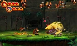 Donkey Kong Country Returns 3D Japanese2