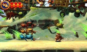 Donkey Kong Country Returns 3D Japanese6