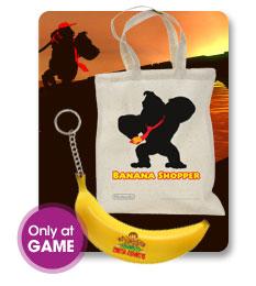 Donkey Kong Country Returns 3D pre order bonus