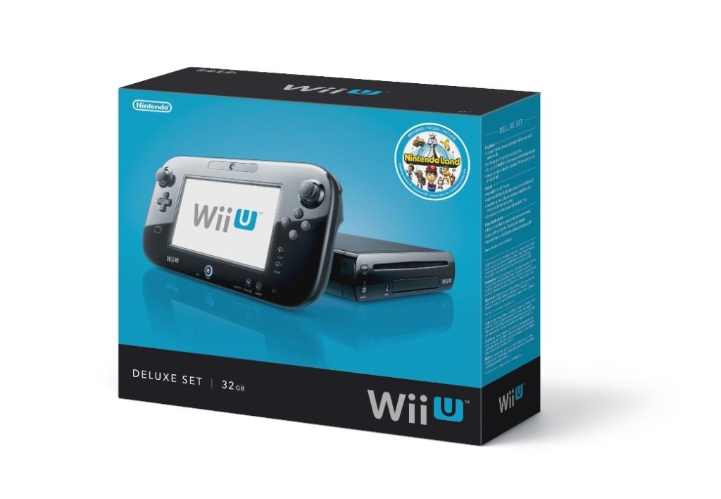 Wii U box art