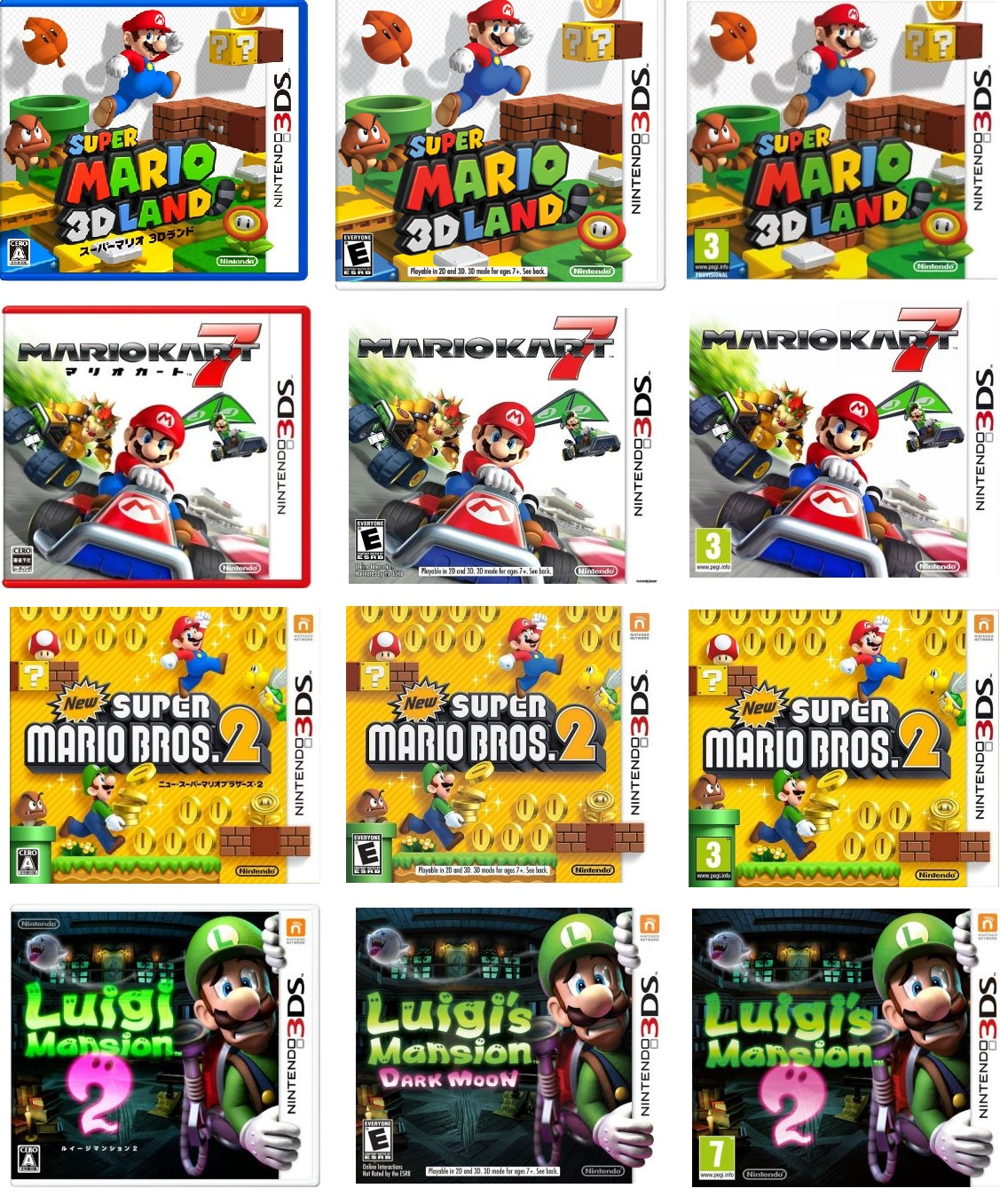 why has nintendo stopped localising box art? | gaming reinvented