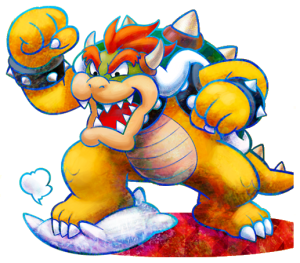 Bowser Artwork