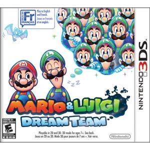 Dream Team Box art US