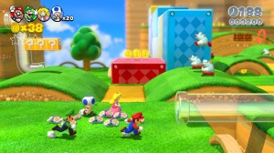3D Mario co-op