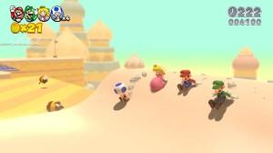 More Mario 3D World