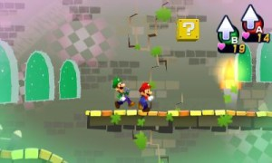 Mario and Luigi Dream Team Screenshot 11