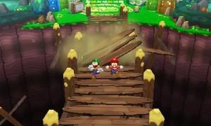 Mario and Luigi Dream Team Screenshot 15
